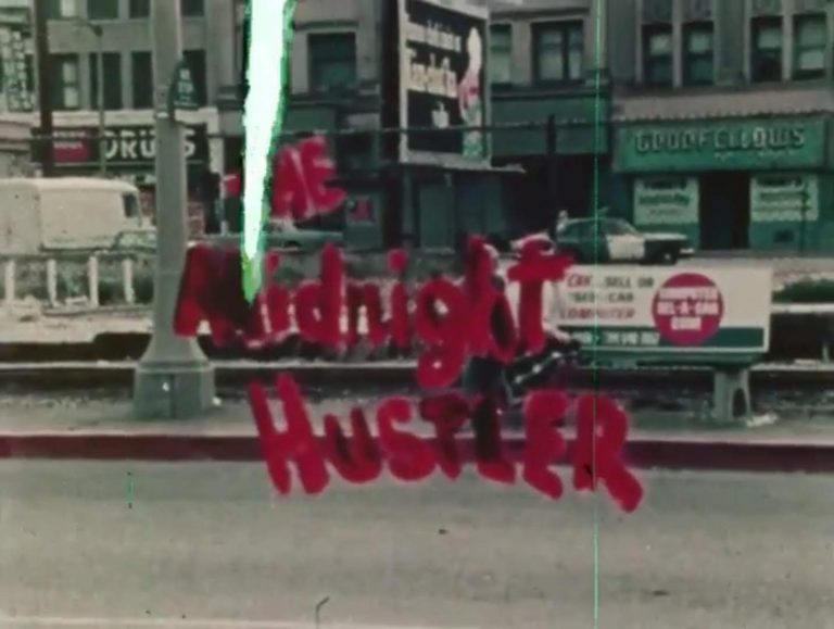 The Midnight Hustler (1971) – or, Fleshpot on Harbor Blvd