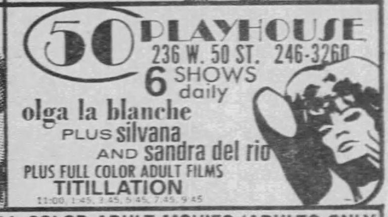 OLGA LA BLANCHE – TAKE 2