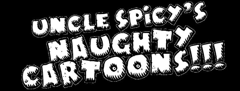 Uncle Spicy's Naughty Cartoons – Vol 1 No 2