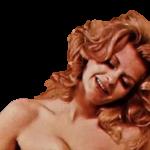 SANDY SUNDAYS # 2 - BLONDE SEX ARTIST & THE PAINTER - 1972 - NSFW