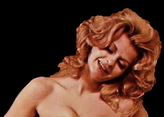SANDY SUNDAYS # 2 – BLONDE SEX ARTIST & THE PAINTER – 1972 – NSFW