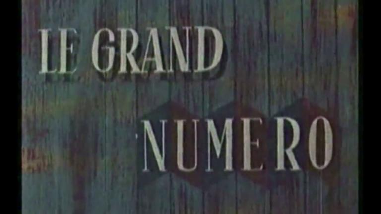 QUICK-HIT – LE GRAND NUMERO – 1952
