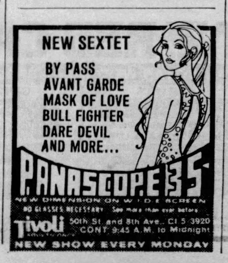 FIFTY ON FRIDAYS – January 15, 1971 – NEW YORK CITY
