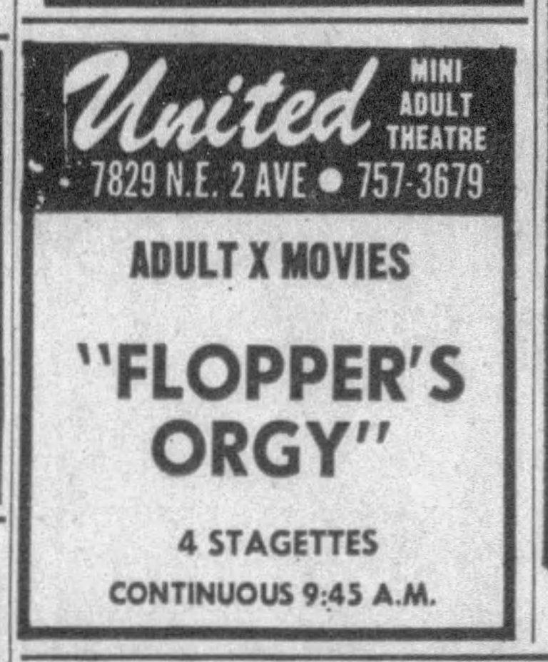 FIFTY ON FRIDAY – FEBRUARY 5, 1971 – MIAMI, FL